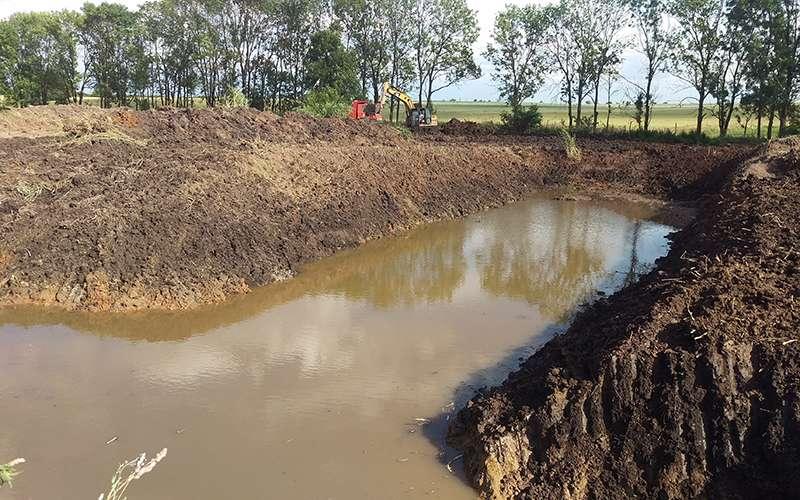revitalizace vodni nadrze 13