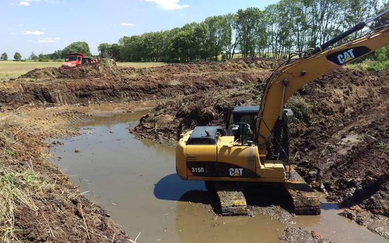 revitalizace vodni nadrze 2