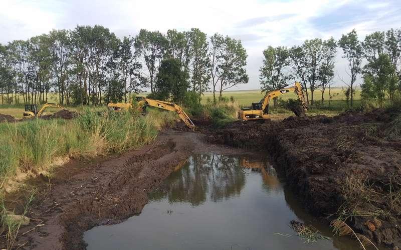 revitalizace vodni nadrze 6