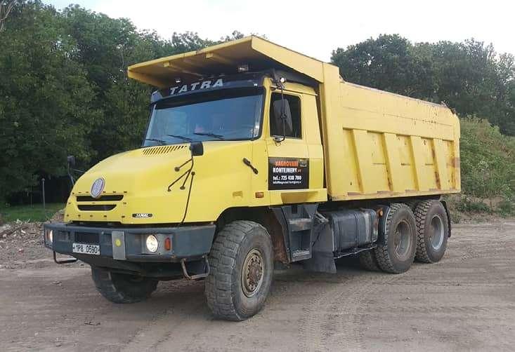 TATRA JAMAL S1 6x6