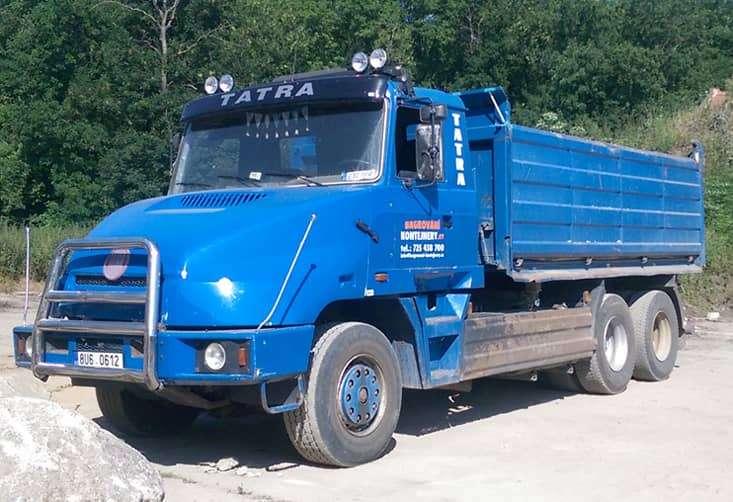 TATRA JAMAL S3 6×6