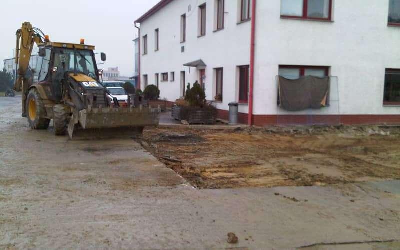bourání betonů