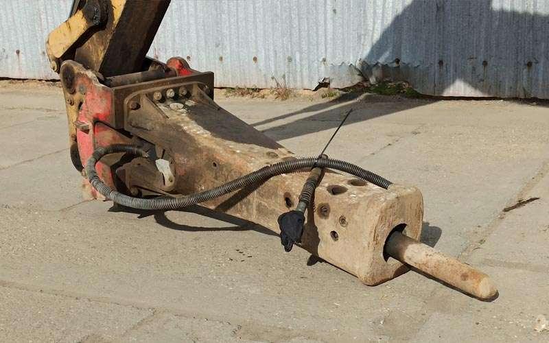 hydraulicke kladivo CAT H115S